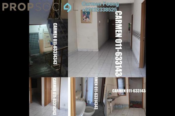 Apartment For Rent in Taman Serdang Perdana, Seri Kembangan Freehold Unfurnished 3R/1B 600translationmissing:en.pricing.unit