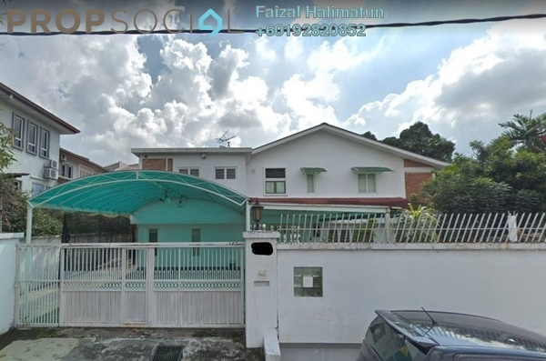 Semi-Detached For Sale in Section 17, Petaling Jaya Freehold Semi Furnished 5R/4B 2.2m