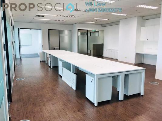 Office For Rent in PFCC, Bandar Puteri Puchong Freehold Fully Furnished 0R/0B 12.6k