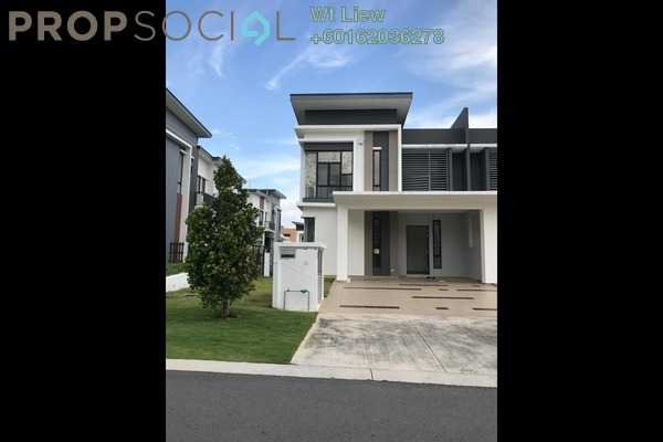 Semi-Detached For Rent in Setia EcoHill, Semenyih Freehold Unfurnished 4R/4B 1.5k