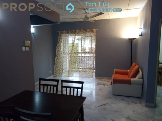 Condominium For Rent in Mayang Apartment, Bandar Kinrara Freehold Fully Furnished 3R/2B 1.2k
