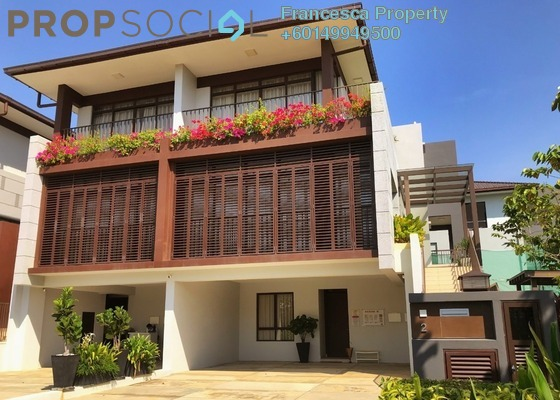 Terrace For Sale in The Mulia Residences, Cyberjaya Freehold Unfurnished 4R/4B 1.06m