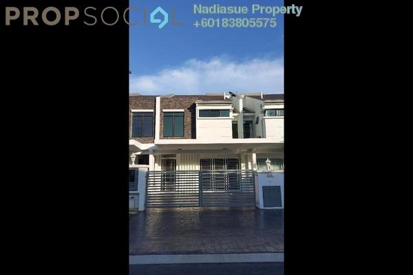Terrace For Sale in Ceria Residence, Cyberjaya Freehold Semi Furnished 5R/5B 890k