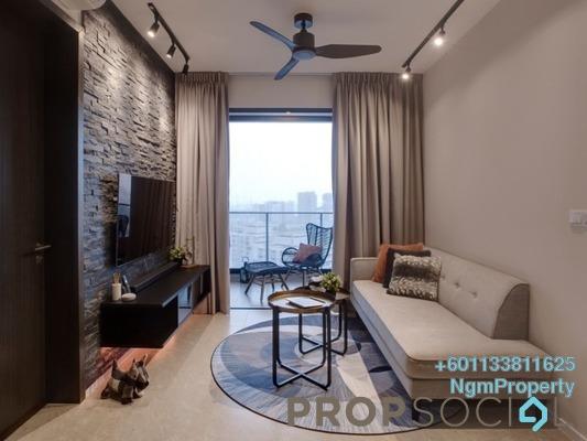 Condominium For Rent in Palm Spring, Kota Damansara Freehold Fully Furnished 3R/2B 1.5k