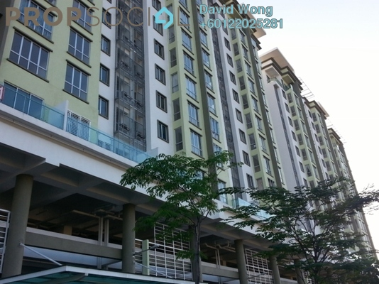 Condominium For Rent in Sentral Residences, Kajang Freehold Fully Furnished 3R/2B 1.3k