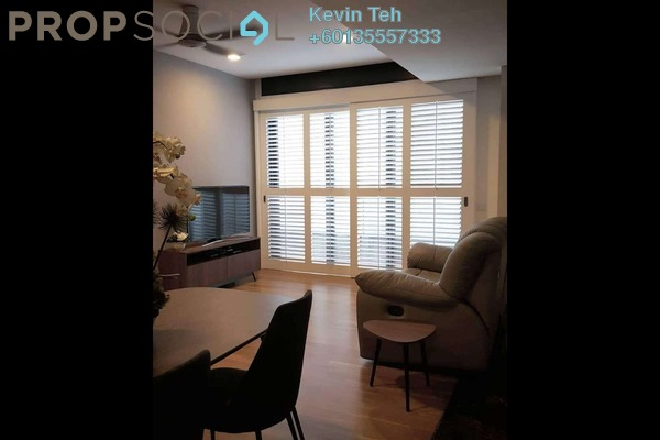Condominium For Sale in Arcoris, Mont Kiara Freehold Fully Furnished 2R/2B 1.35m