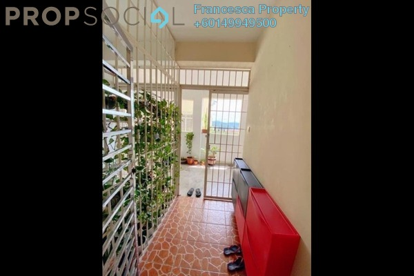 Apartment For Sale in Permata Apartment, Batu 9 Cheras Freehold Semi Furnished 3R/2B 400k