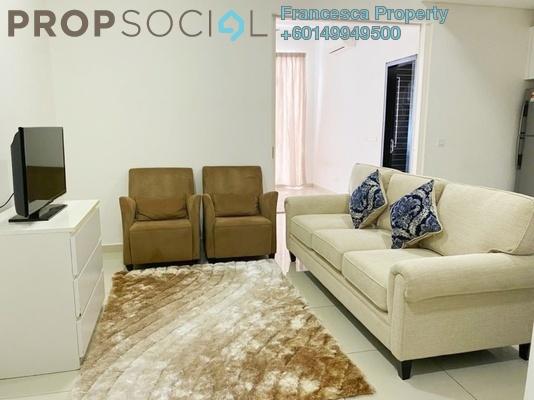 SoHo/Studio For Rent in Centrus SoHo 1, Cyberjaya Freehold Fully Furnished 10R/1B 1.2k