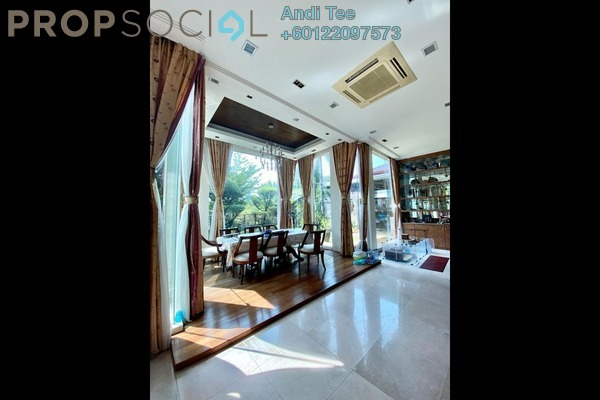 Semi-Detached For Sale in Sierra Seputeh, Seputeh Freehold Semi Furnished 5R/5B 4m