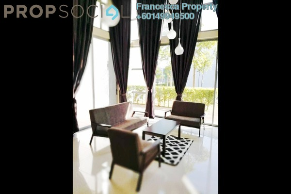 Terrace For Rent in Symphony Hills, Cyberjaya Freehold Fully Furnished 4R/4B 4k