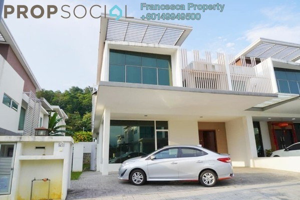 Semi-Detached For Sale in Garden Residence, Cyberjaya Freehold Semi Furnished 4R/4B 1.25m
