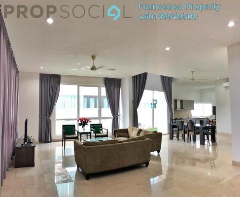 Bungalow For Rent in Garden Residence, Cyberjaya Freehold Fully Furnished 5R/5B 5.9k