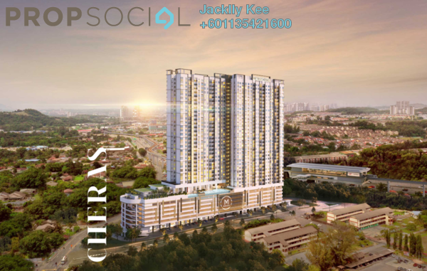 Condominium For Sale in Metro Cheras, Batu 9 Cheras Freehold Semi Furnished 1R/2B 375k