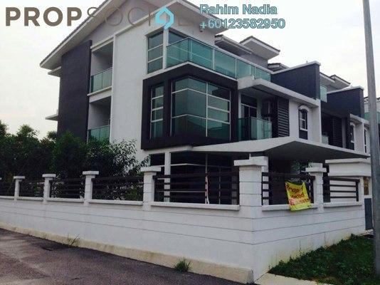 Terrace For Sale in USJ Heights, UEP Subang Jaya Freehold Semi Furnished 6R/6B 2.8m