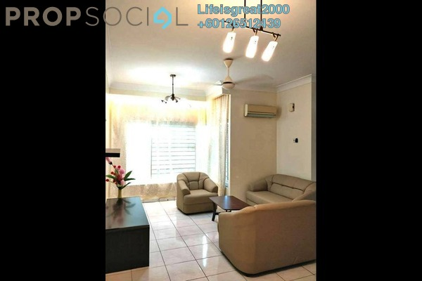 Condominium For Sale in Desa Impiana, Puchong Freehold Fully Furnished 3R/2B 320k