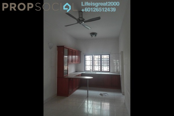Terrace For Sale in Taman Puchong Prima, Puchong Freehold Semi Furnished 4R/3B 550k