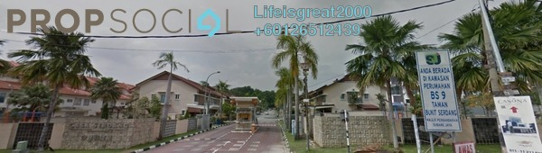Semi-Detached For Sale in Casa Serdang, Seri Kembangan Freehold Semi Furnished 6R/6B 2.38m