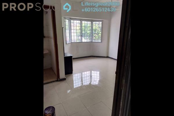 Terrace For Sale in PU12, Bandar Puchong Utama Freehold Semi Furnished 4R/3B 450k