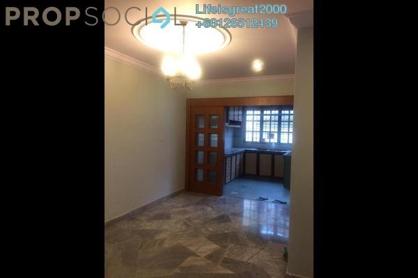 Terrace For Sale in USJ 16, UEP Subang Jaya Freehold Semi Furnished 4R/3B 920k