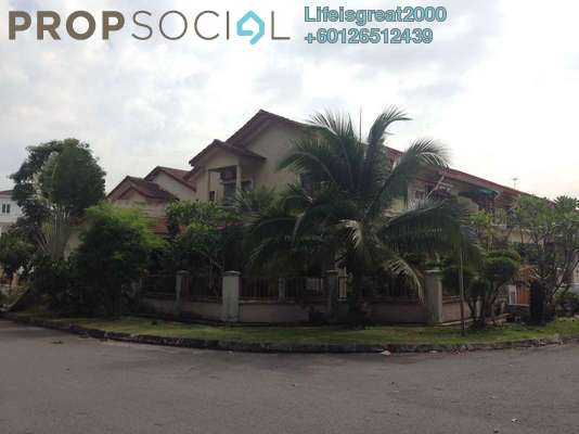 Terrace For Sale in Taman Puchong Prima, Puchong Freehold Semi Furnished 4R/3B 700k