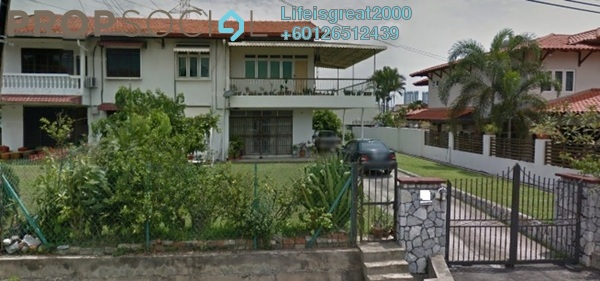 Semi-Detached For Sale in Taman OUG, Old Klang Road Freehold Semi Furnished 6R/5B 2m