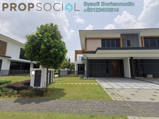 Semi-Detached For Sale in Cora, Eco Ardence Freehold Unfurnished 4R/4B 1.68m