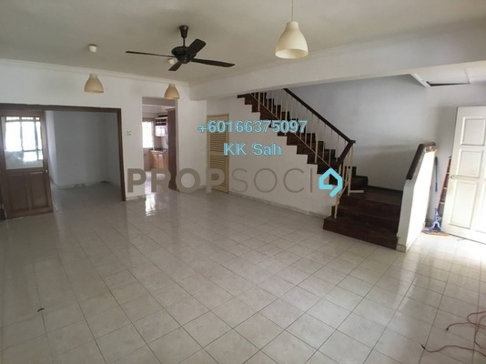 Terrace For Sale in Seksyen 9, Bandar Mahkota Cheras Freehold Semi Furnished 4R/3B 518k