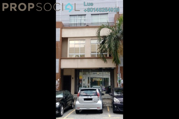 Shop For Rent in Bayu Tinggi, Klang Freehold Semi Furnished 0R/2B 2.2k