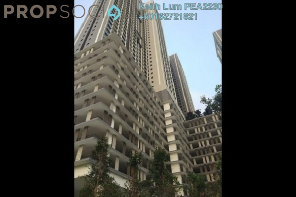 Condominium For Rent in 28 Boulevard, Pandan Perdana Freehold Semi Furnished 2R/2B 2.2k