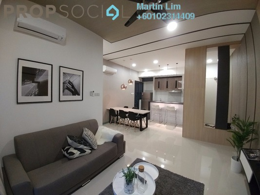 Condominium For Rent in South View, Bangsar South Freehold Fully Furnished 3R/2B 4.2k