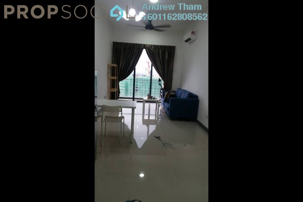 Serviced Residence For Rent in South View, Bangsar South Freehold Fully Furnished 1R/1B 1.9k