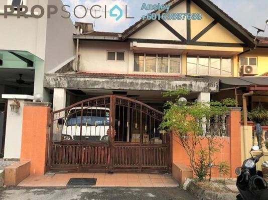Terrace For Sale in Taman Batu Permai, Jalan Ipoh Freehold Fully Furnished 4R/3B 780k