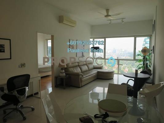 Condominium For Sale in Suasana Sentral Condominium, KL Sentral Freehold Fully Furnished 1R/1B 850k