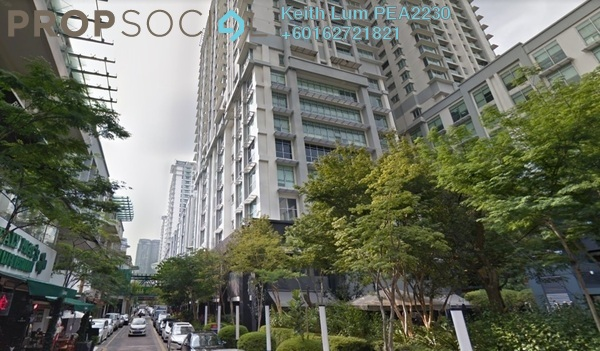 Condominium For Sale in Solaris Dutamas, Dutamas Freehold Fully Furnished 1R/1B 638k