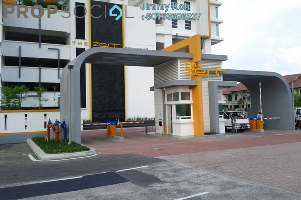 Condominium For Sale in The Zest, Bandar Kinrara Freehold Fully Furnished 3R/2B 440k
