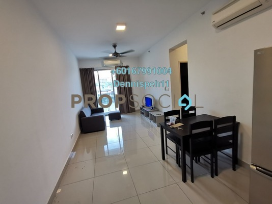 Serviced Residence For Sale in Austin Suites, Tebrau Freehold Fully Furnished 1R/1B 279k