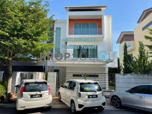 Semi-Detached For Rent in Laman Bayu, Kota Damansara Freehold Unfurnished 6R/6B 3.5k