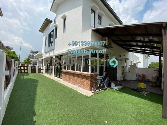 Semi-Detached For Sale in Setia EcoHill, Semenyih Freehold Unfurnished 4R/5B 1000k