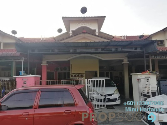 Terrace For Sale in Taman Johan Setia , Klang Leasehold Unfurnished 3R/2B 290k