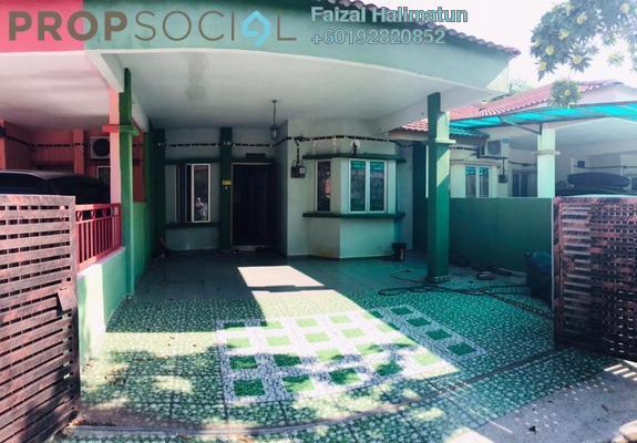 Terrace For Sale in Desa Salak Harmoni, Sepang Freehold Semi Furnished 4R/3B 370k