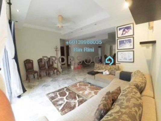 Condominium For Sale in Villaria, Bukit Antarabangsa Freehold Semi Furnished 3R/2B 300k