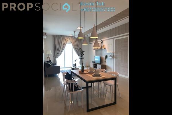 Condominium For Sale in Scenaria, Segambut Freehold Fully Furnished 3R/2B 890k