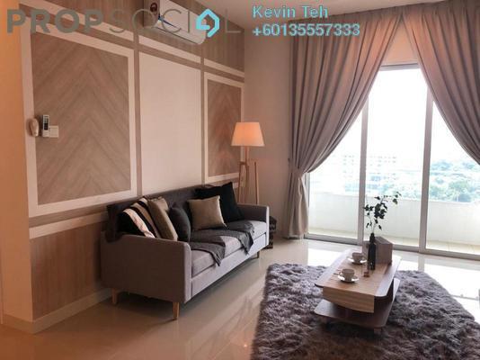 Condominium For Rent in Scenaria, Segambut Freehold Fully Furnished 3R/2B 3.8k