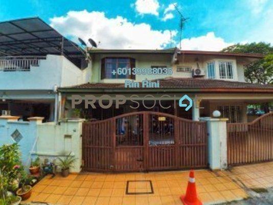 Terrace For Sale in Taman Sri Manja, PJ South Freehold Semi Furnished 4R/3B 680k