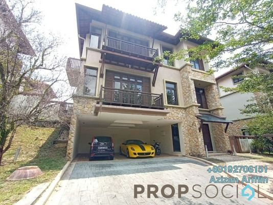 Bungalow For Sale in Glenmarie Residences, Glenmarie Freehold Fully Furnished 5R/5B 4.1m