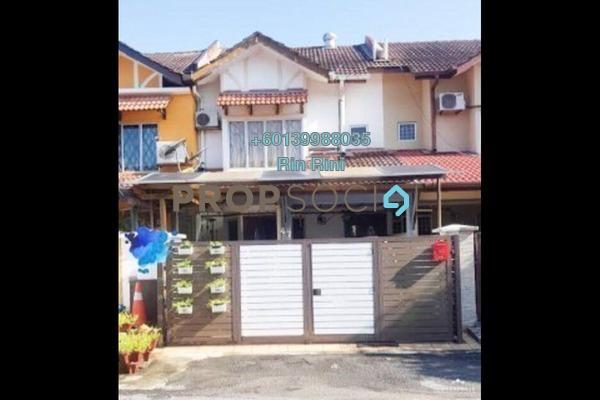 Terrace For Sale in BK5, Bandar Kinrara Freehold Semi Furnished 4R/3B 800k