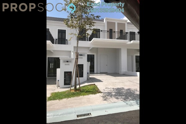 Terrace For Sale in Monet Lily @ Sunsuria City Sepang, Sepang Freehold Unfurnished 4R/3B 750k