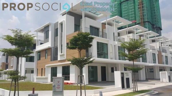 Terrace For Sale in Lake Point Residence, Cyberjaya Freehold Unfurnished 6R/5B 1.65m