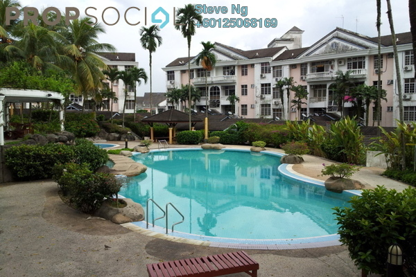 Condominium For Sale in Casa Mila, Selayang Freehold Unfurnished 3R/2B 270k