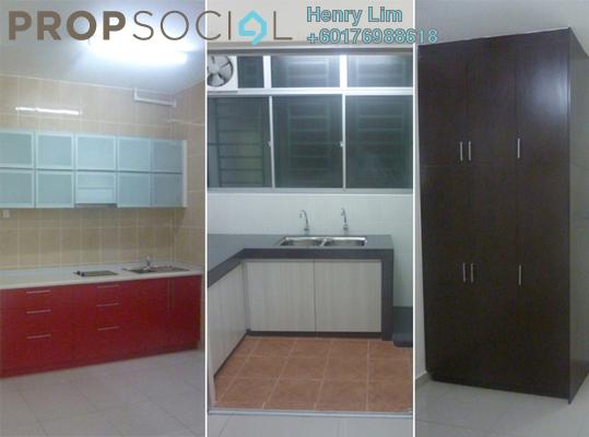 Serviced Residence For Rent in OUG Parklane, Old Klang Road Freehold Semi Furnished 3R/2B 1.1k